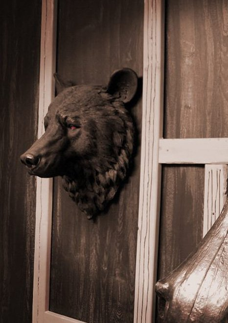 Cabin of the Jersey Devil